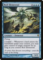 乱動の精霊/Roil Elemental(ZEN)【英語】