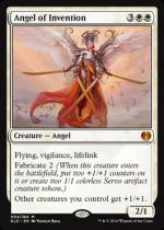 発明の天使/Angel of Invention(KLD)【英語】