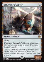 密輸人の回転翼機/Smuggler's Copter(KLD)【英語】