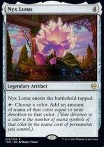 ニクスの睡蓮/Nyx Lotus(THB)【英語】