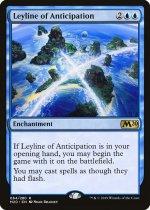 予期の力線/Leyline of Anticipation(M20)【英語】