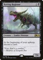 朽ちゆくレギサウルス/Rotting Regisaur(M20)【英語】
