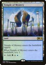 神秘の神殿/Temple of Mystery(M20)【英語】