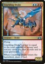 弾けるドレイク/Crackling Drake(GRN)【英語】