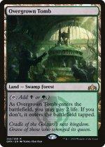 草むした墓/Overgrown Tomb(GRN)【英語】