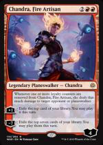 炎の職工、チャンドラ/Chandra, Fire Artisan(WAR)【英語】
