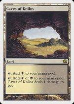 コイロスの洞窟/Caves of Koilos(9ED)【英語】