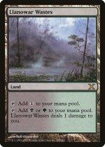ラノワールの荒原/Llanowar Wastes(10E)【英語】