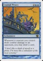 沿岸の海賊行為/Coastal Piracy(8ED)【日本語】