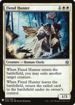 悪鬼の狩人/Fiend Hunter(MB1)【英語】