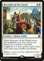 護衛募集員/Recruiter of the Guard(MB1)【英語】