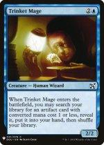 粗石の魔道士/Trinket Mage(MB1)【英語】
