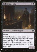 欄干のスパイ/Balustrade Spy(MB1)【英語】