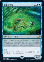 海駆けダコ/Sea-Dasher Octopus(IKO)【日本語】
