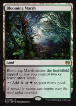 花盛りの湿地/Blooming Marsh(KLD)【英語】