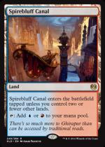 尖塔断の運河/Spirebluff Canal(KLD)【英語】