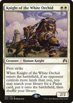 白蘭の騎士/Knight of the White Orchid(ORI)【英語】