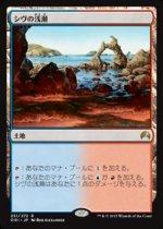 シヴの浅瀬/Shivan Reef(ORI)【日本語】