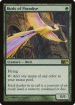 極楽鳥/Birds of Paradise(M10)【英語】