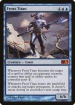 霜のタイタン/Frost Titan(M11)【英語】