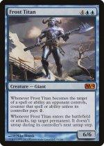 霜のタイタン/Frost Titan(M12)【英語】