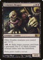 墓地を刈り取るもの/Cemetery Reaper(M12)【英語】