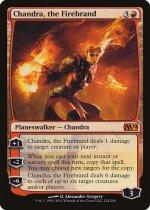 炬火のチャンドラ/Chandra, the Firebrand(M12)【英語】