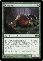 漁る軟泥/Scavenging Ooze(M14)【日本語】