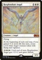 輝かしい天使/Resplendent Angel(M19)【英語】