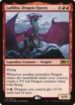 ドラゴンの女王、ラスリス/Lathliss, Dragon Queen(M19)【英語】