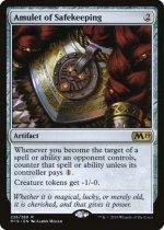 安全の護符/Amulet of Safekeeping(M19)【英語】