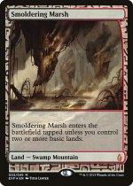 燻る湿地/Smoldering Marsh(EXP)【英語】