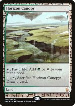 地平線の梢/Horizon Canopy(EXP)【英語】