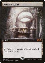 古えの墳墓/Ancient Tomb(UBT)【英語】