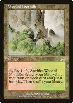 樹木茂る山麓/Wooded Foothills(ONS)【英語】