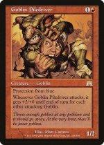 ゴブリンの群衆追い/Goblin Piledriver(ONS)【日本語】