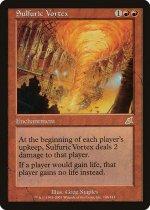 硫黄の渦/Sulfuric Vortex(SCG)【英語】