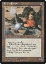 Shield Sphere(ALL)【英語】