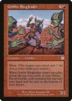 ゴブリンの首謀者/Goblin Ringleader(APC)【日本語】