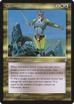 Chromatic Armor(ICE)【英語】