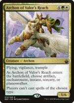 武勇の場の執政官/Archon of Valor's Reach(BBD)【英語】