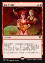燃え立つ願い/Burning Wish(CN2)【日本語】