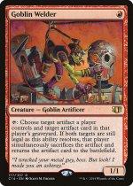 ゴブリンの溶接工/Goblin Welder(C14)【英語】