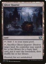 幽霊街/Ghost Quarter(C14)【英語】