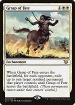 命運の掌握/Grasp of Fate(C15)【英語】