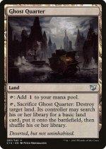 幽霊街/Ghost Quarter(C15)【英語】