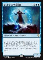 セレンディブの魔術師/Serendib Sorcerer(C17)【日本語】