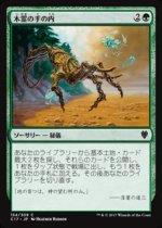 木霊の手の内/Kodama's Reach(C17)【日本語】
