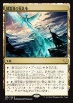 精霊龍の安息地/Haven of the Spirit Dragon(C17)【日本語】