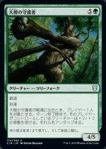 大樫の守護者/Great Oak Guardian(C19)【日本語】
